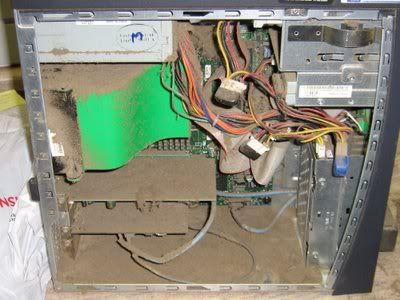 Dusty Desktop
